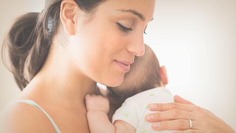 La nutrición de un bebé recien nacido