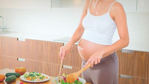 Afecciones asociadas al embarazo
