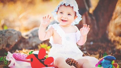 El lenguaje corporal de tu bebé (Reflejos)