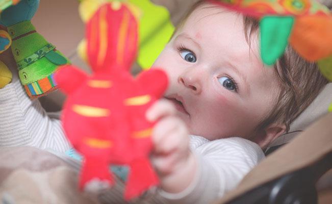 Los nutrientes clave para tu niño de 1 a 3 años.