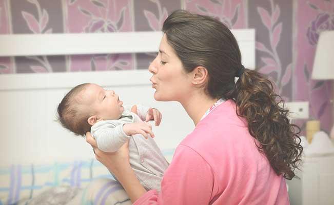 Problemas de alimentación comunes en los bebés